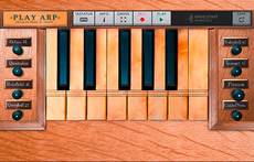 Play Arp – die virtuelle Orgel